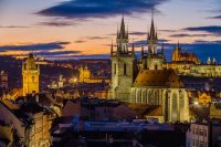 Visit Prague: the City of a Hundred Spires