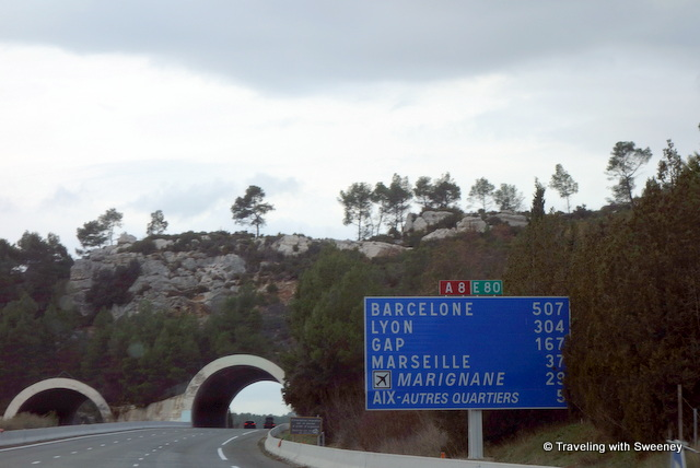 """On the road: Cassis to Marseille"