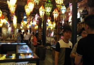 Shan Tang St. gift shop