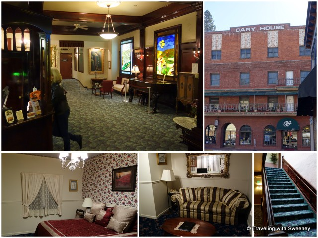 Cary House Hotel, Placerville, California