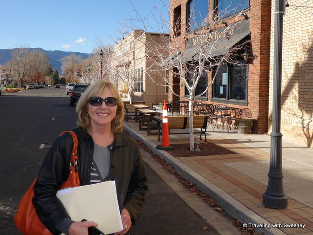 A stroll through historic downtown Minden, Nevada