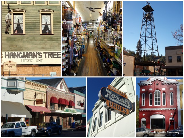 Historic sights on a stroll through Placerville, California
