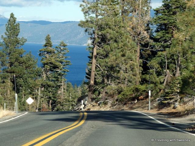 Highway 89 scenic drive