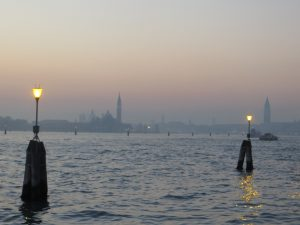 Twilight Venice from Santa Elena