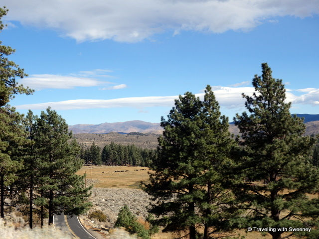 View of Carson Valley