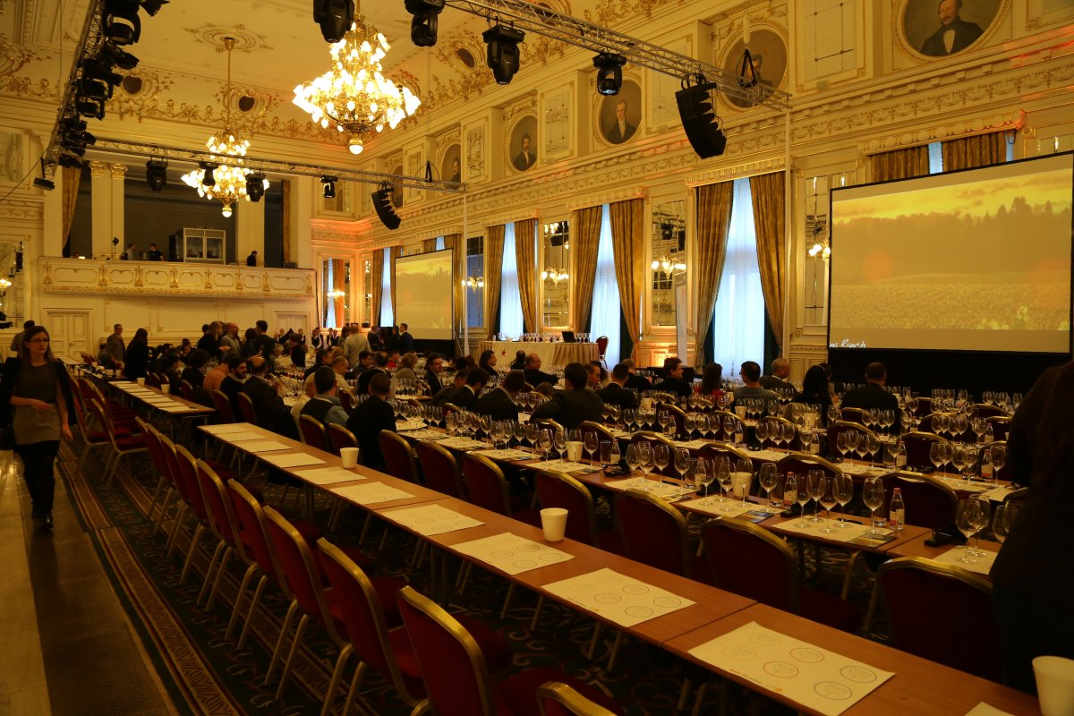 One of the Master Classes held inside the grand ballroom