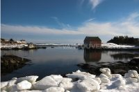 Halifax Excursions: Horseback Riding, City and Peggy's Cove Tour, and Ferry Ride to Dartmouth