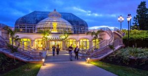 USA - Pittsburgh - Phipps Conservatory and Botanical Gardens - Welcome Center 2_CREDIT Paul g. Wiegman - Salloum