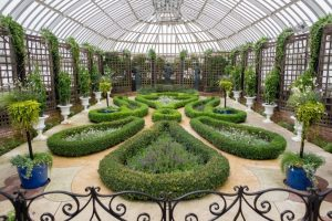 USA - Pittsburgh - Phipps Conservatory and Botanical Gardents - Broderie Room_CREDIT Paul g. Wiegman - Salloum