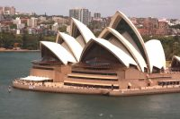 Sydney Opera House, Australia – April 2015