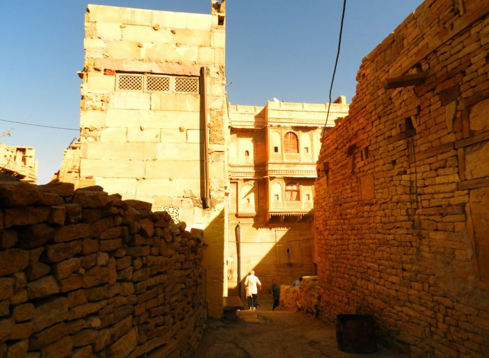 jaisalmer fort walking tour