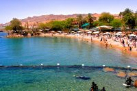 Dolphin Reef Spa in Eilat, Israel