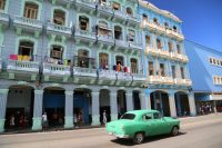 Cyclepaths in Cuba