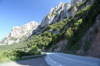 The Grandeur of Montserrat Spain