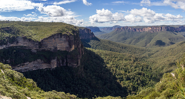 1 - Blue Mountains National Park