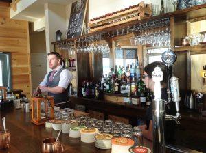 Ontario - Peterborough and the Kawarthas - Lantern Restaurant & Grill - Co-owner & co-chef Geoff Kirkland 2