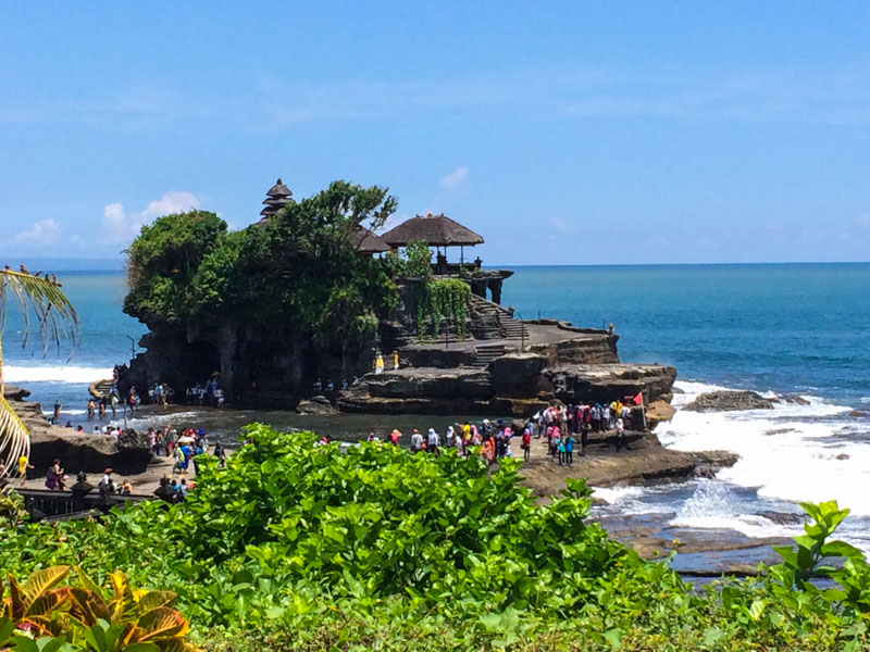 Tanah Lot, Bali Sea Temple