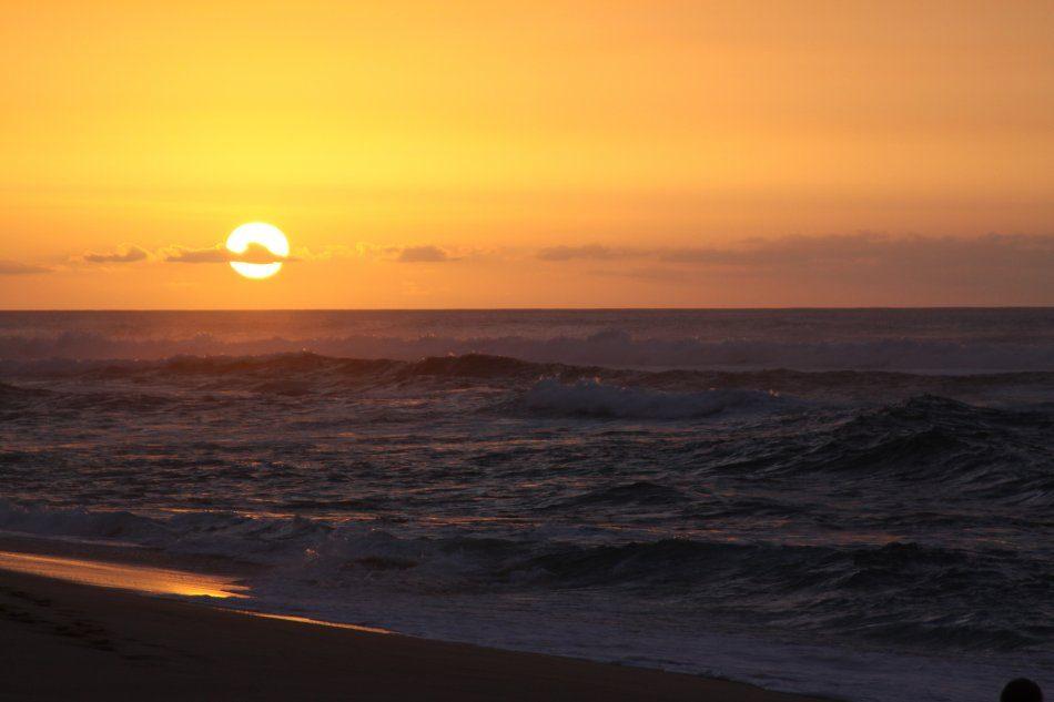 Golden-Sunset-Oahu