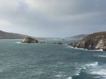 Slea Head Drive - islands