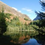 Loch Torren - hill location of Hagrid's Hut in the Harry Potter movies