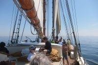 A Maine Culinary Windfall Aboard the Windjammer Stephen Taber
