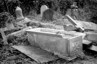 The Ghosts of Highgate Cemetery