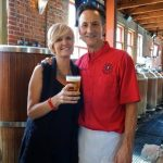 Laurie & Bob Brandt of Red Car Brewing.