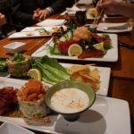 Ise-Shima specialties from Executive Chef Yukio Sonoda