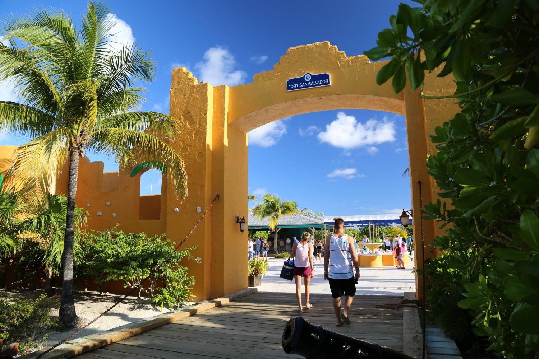 Half Moon Cay Bahamas Dave S Travel Corner