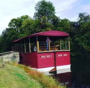 Josiah White Canal Boat