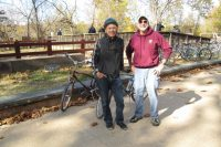 Bicycling the C & O Canal