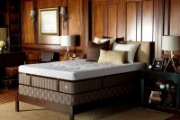 A Restful Night's Sleep on a Stearns & Foster Mattress