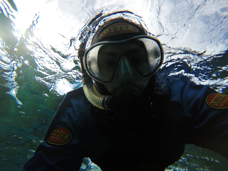 Iceland Snorkelling