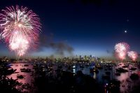 Sydney New Years Fireworks – November 2015