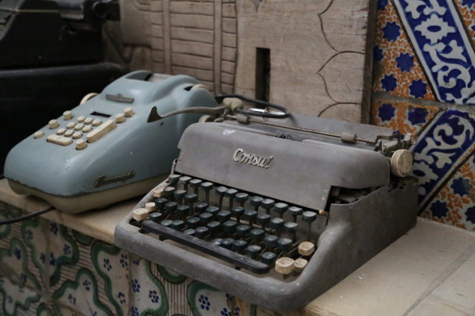 tunis-typewriter