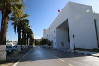The Bardo National Museum, Tunis Tunisia – December 2015