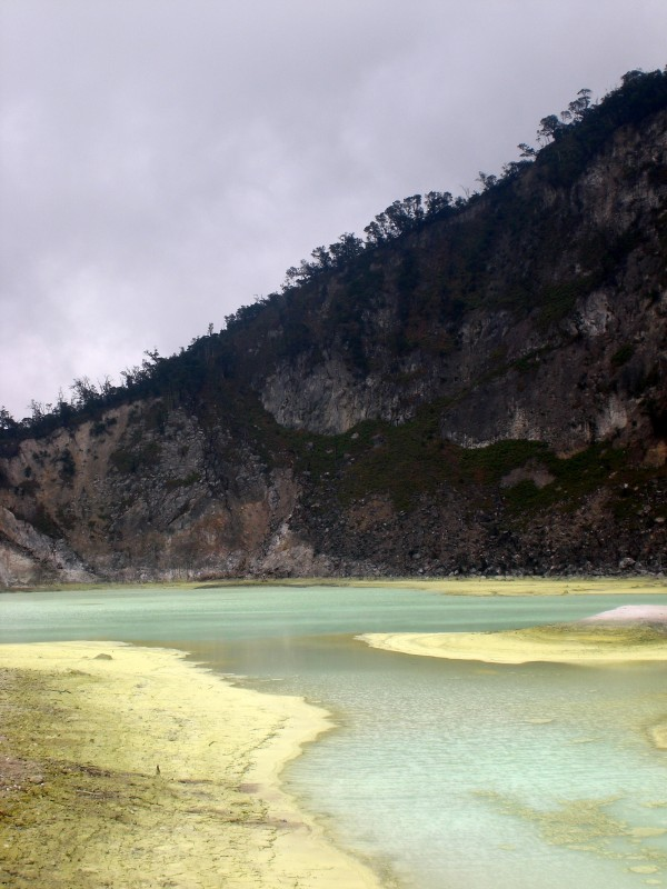 The beautiful Kawah Putih