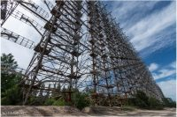 Exploring Duga: Chernobyl Exclusion Zone in Ukraine