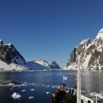 Cruising through Antarctic waters - credit © -Oceanwide Expeditions by Siegfried Woldhek