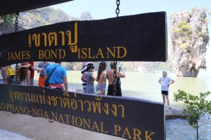 "Welcome to the ""James Bond"" Island"