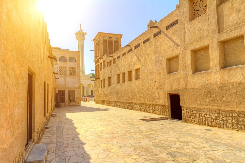 Bastakiya Quarter