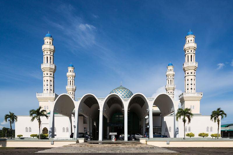 KotaKinabalu_Sabah_CityMosque