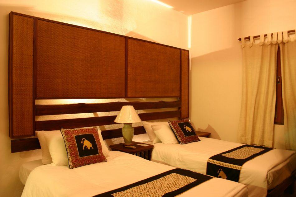 hotel room asia