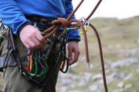 A Coal Mine and Rock Climbing, Exploring Wales