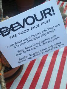 Devour Food Film Festival