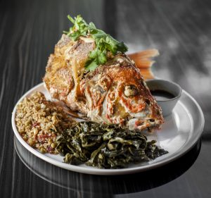 Thai-style Red Snapper