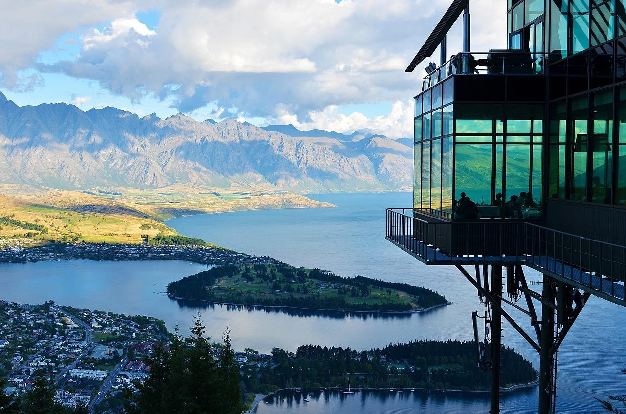 Landscape, New Zealand