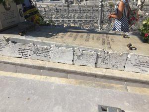 Amelia's Grave