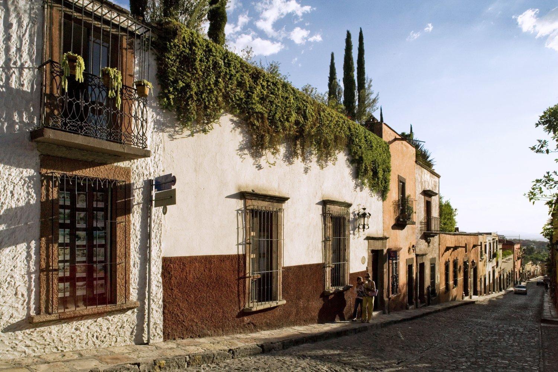 Rooftop Restaurants In San Miguel De Allende