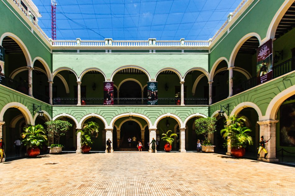 Merida governors palace 3